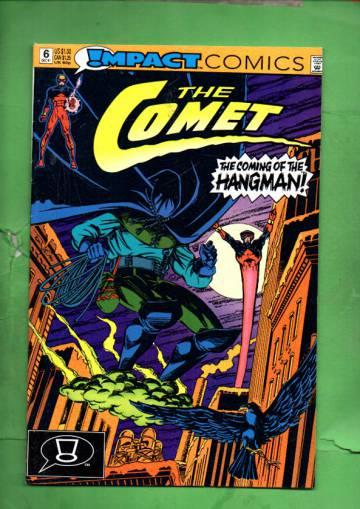 The Comet #6 Dec 91
