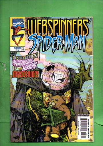 Webspinners: Tales of Spider-Man Vol. 1 #3 Mar 99