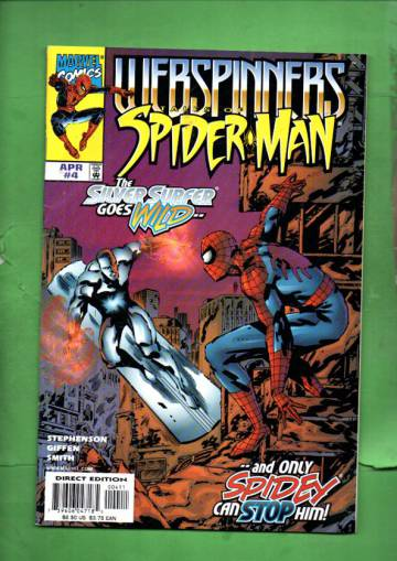 Webspinners: Tales of Spider-Man Vol. 1 #4 Apr 99