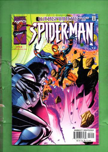 Webspinners: Tales of Spider-Man Vol. 1 #14 Mar 00