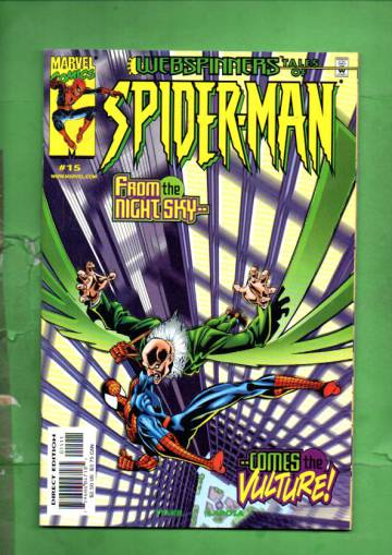 Webspinners: Tales of Spider-Man Vol. 1 #15 Mar 00