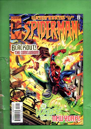 Webspinners: Tales of Spider-Man Vol. 1 #16 Apr 00
