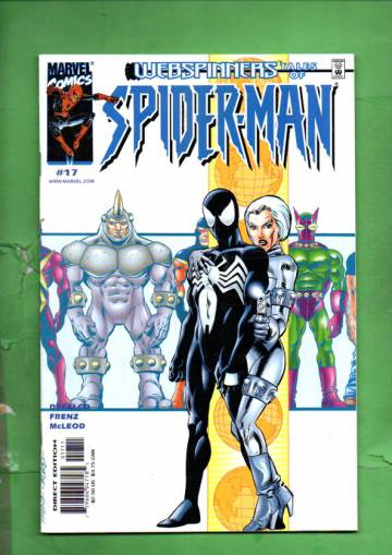Webspinners: Tales of Spider-Man Vol. 1 #17 May 00