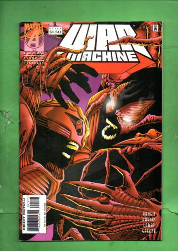 War Machine Vol. 1 #23 Feb 96