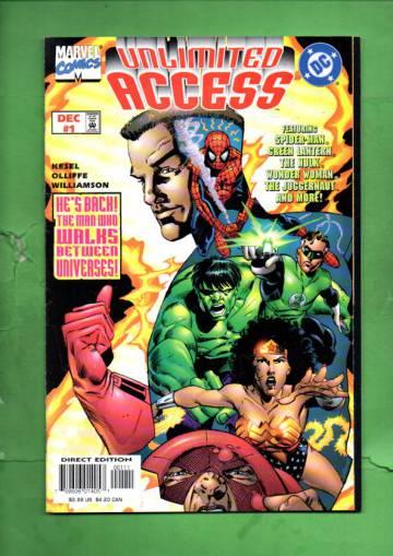 Unlimited Access Vol. 1 #1 Dec 97