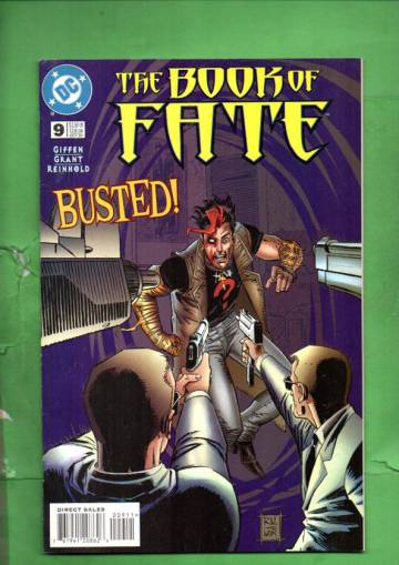 The Book of Fate #9 Oct 97