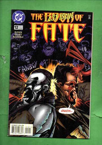 The Book of Fate #12 Jan 98