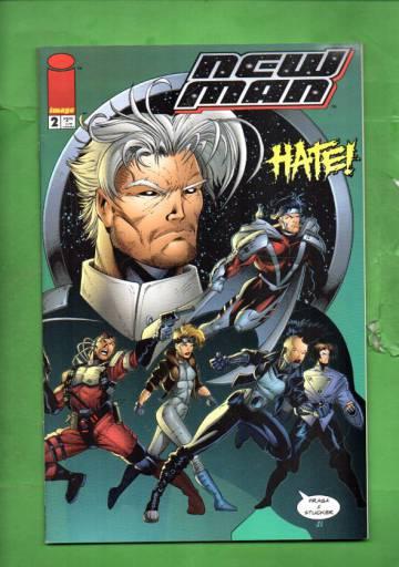 New Man Vol. 1 #2 Feb 96