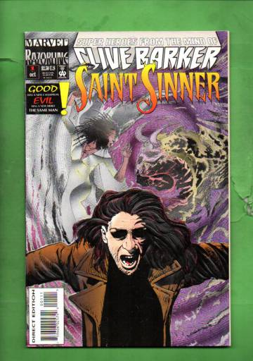 Saint Sinner Vol. 1 #1 Oct 93
