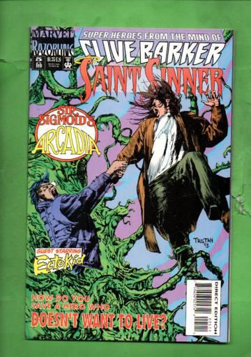 Saint Sinner Vol. 1 #5 Feb 94