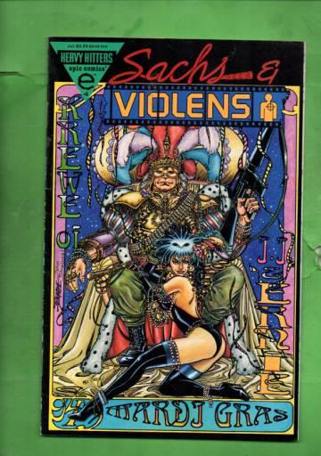 Sachs & Violens Vol. 1 #4 Jul 94