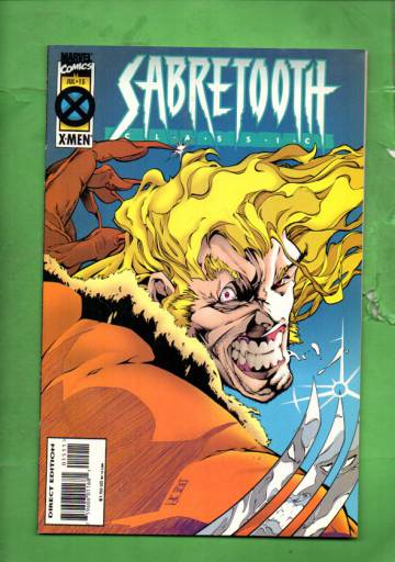 Sabretooth Classic Vol. 1 #15 Jul 95