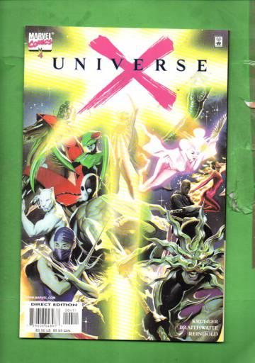 Universe X Vol. 1 #4 Jan 01