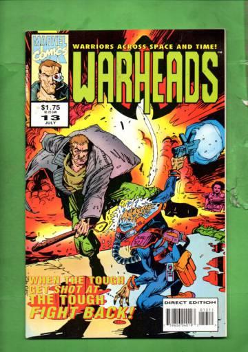 Warheads Vol. 1 #13 Jul 93