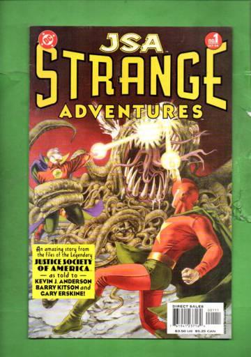 JSA Strange Adventures #1 Oct 04