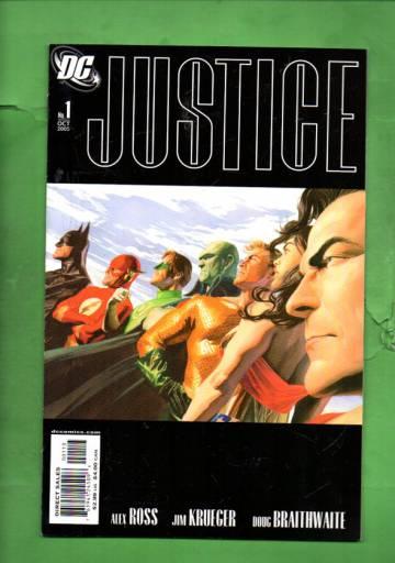 Justice #1 Oct 05