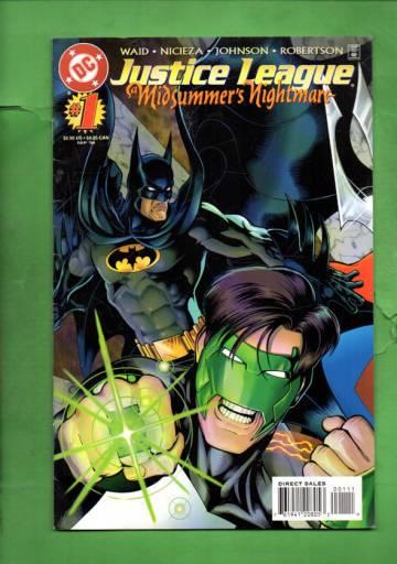 Justice League: A Midsummer's Nightmare #1 Sep 96