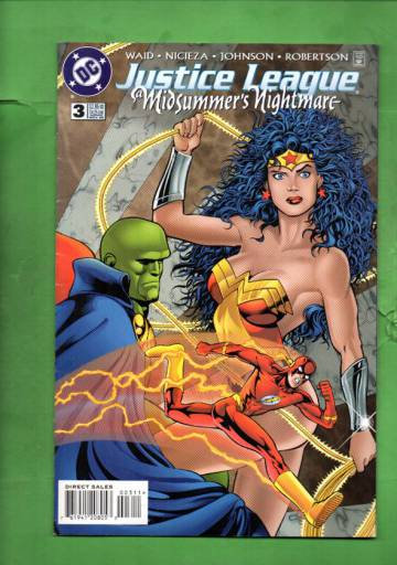 Justice League: A Midsummer's Nightmare #3 Nov 96