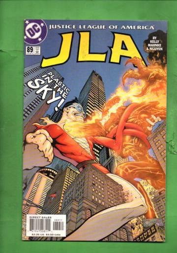 JLA #89 Late Dec 03