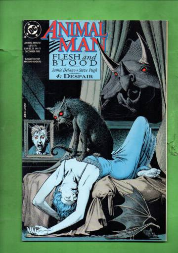 Animal Man # 54 Dec 92