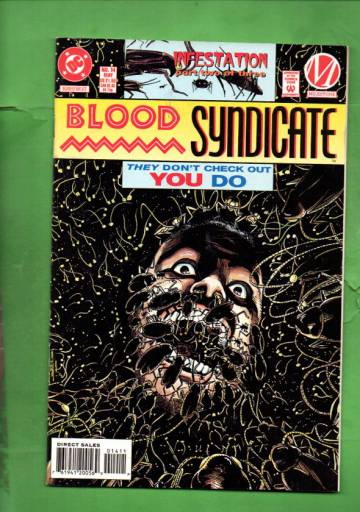 Blood Syndicate #14 May 94
