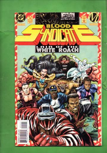 Blood Syndicate #15 Jun 94