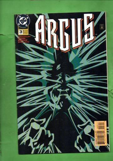 Argus #3 Jul 95