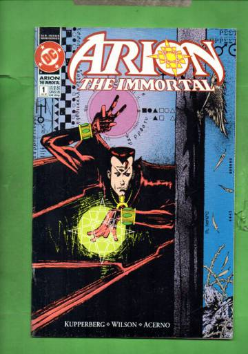 Arion the Immortal #1 Jul 92