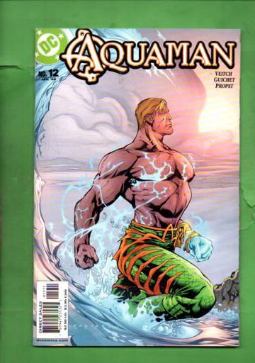 Aquaman #12 Jan 04