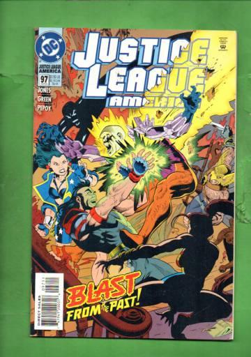 Justice League America #97 Mar 95