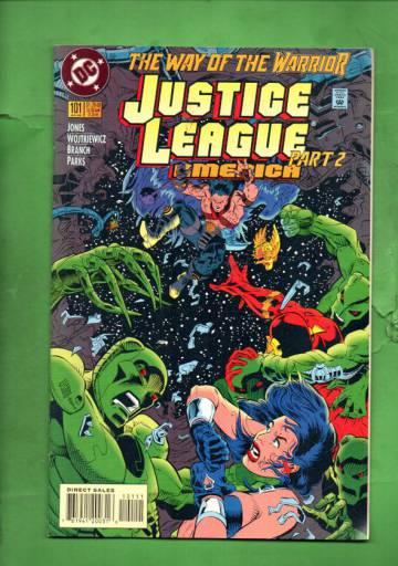 Justice League America #101 Jul 95