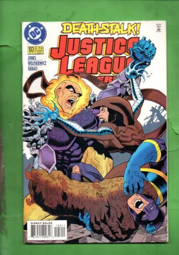Justice League America #103 Sep 95
