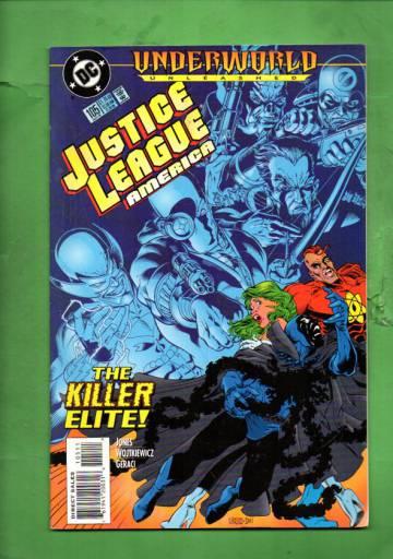 Justice League America #105 Nov 95