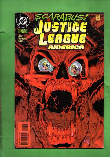 Justice League America #107 Jan 96