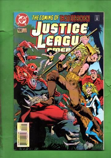 Justice League America #108 Feb 96