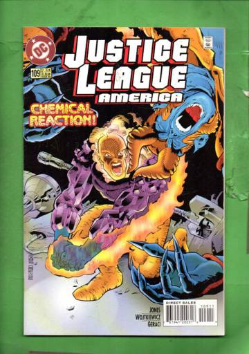 Justice League America #109 Mar 96
