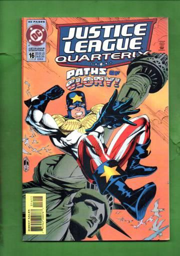 Justice League International Quarterly #16 Autumn 94