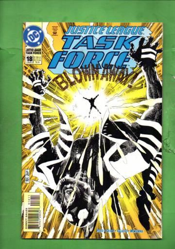 Justice League Task Force #18 Dec 94