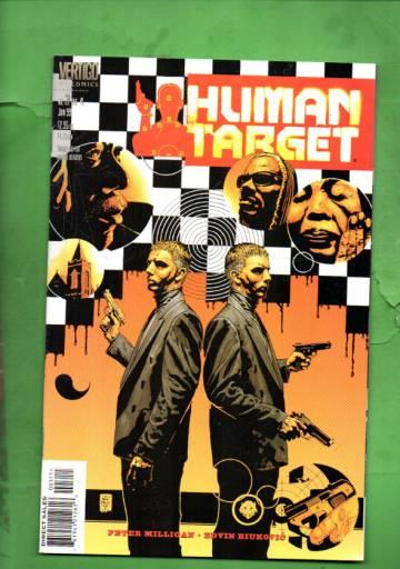 Human Target #3 Jun 99