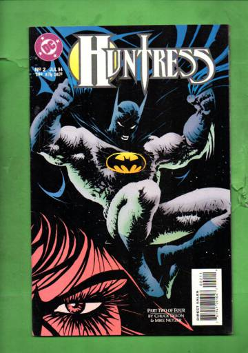 The Huntress #2 Jul 94