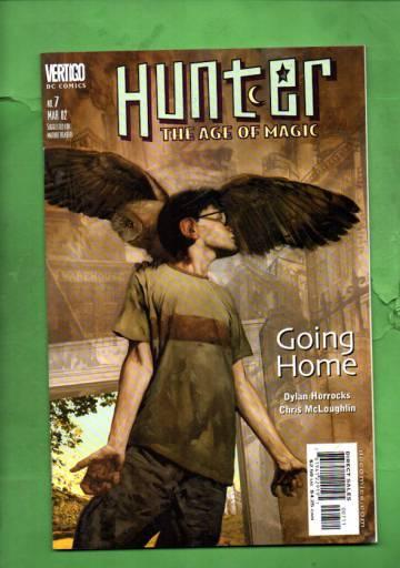 Hunter: The Age of Magic #7 Mar 02