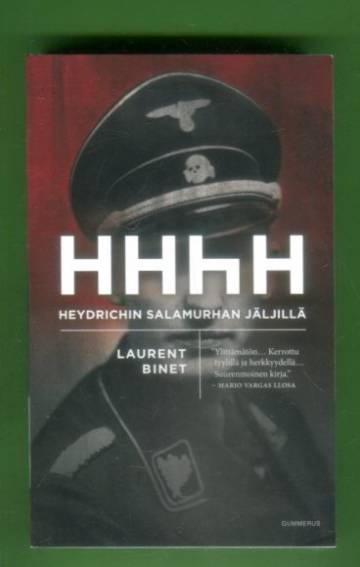 HHHH - Heydrichin salamurhan jäljillä