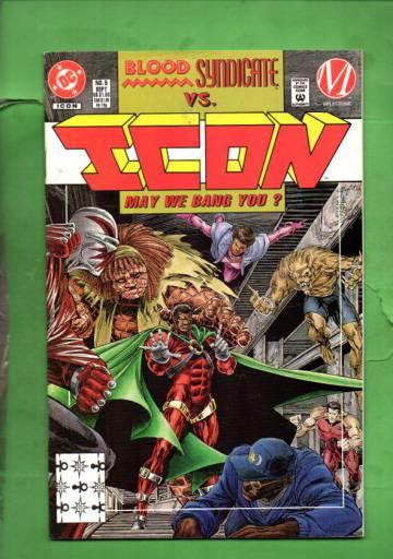 Icon #5 Sep 93