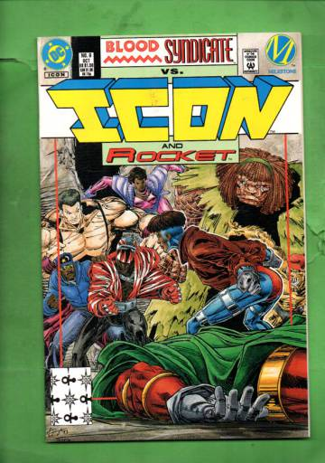 Icon #6 Oct 93