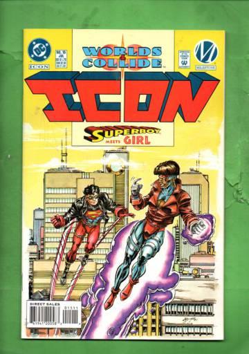 Icon #15 Jul 94