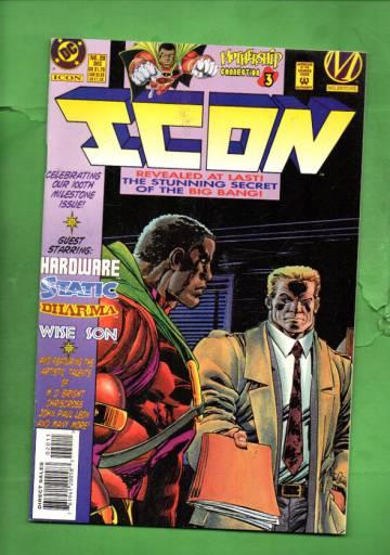 Icon #20 Dec 94