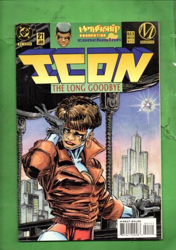Icon #21 Jan 95