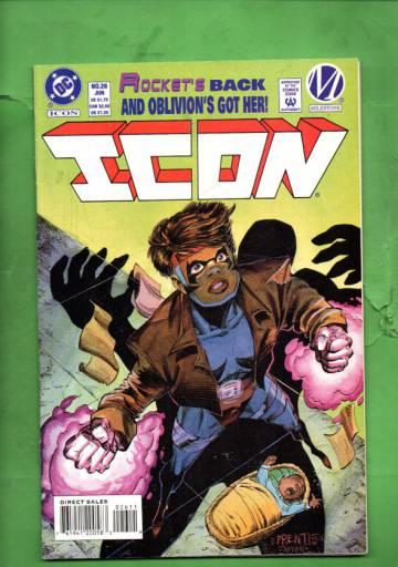Icon #26 Jun 95