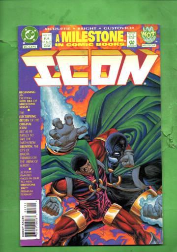 Icon #27 Jul 95