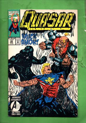 Quasar Vol 1 #44 Mar 93